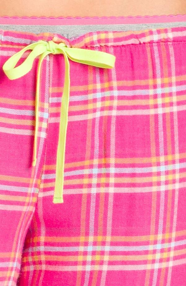 Alternate Image 3  - Steve Madden 'Mad4Plaid' Pajama Pants