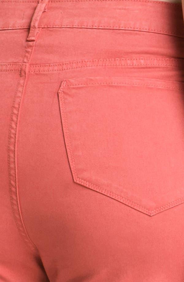 Alternate Image 3  - NYDJ 'Alisha' Skinny Ankle Jeans (Plus)