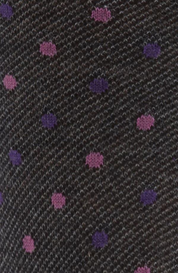 Alternate Image 2  - Etro Dot Wool Blend Socks