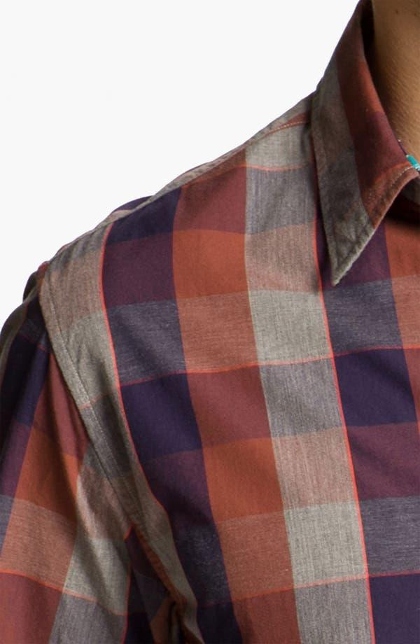 Alternate Image 4  - Robert Graham 'Cane' Sport Shirt