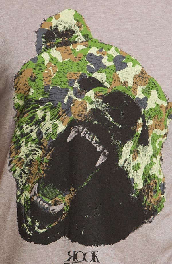 Alternate Image 3  - Rook 'Camo Bear' Graphic T-Shirt