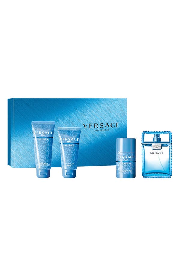 Alternate Image 2  - Versace Man 'Eau Fraîche' Fragrance Set