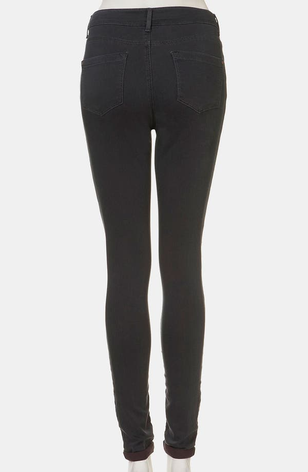 Alternate Image 2  - Topshop Moto 'Leigh' Skinny Jeans