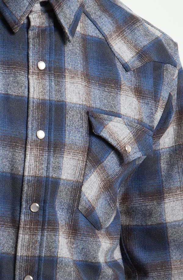 Alternate Image 3  - Pendleton 'Canyon' Western Flannel Shirt