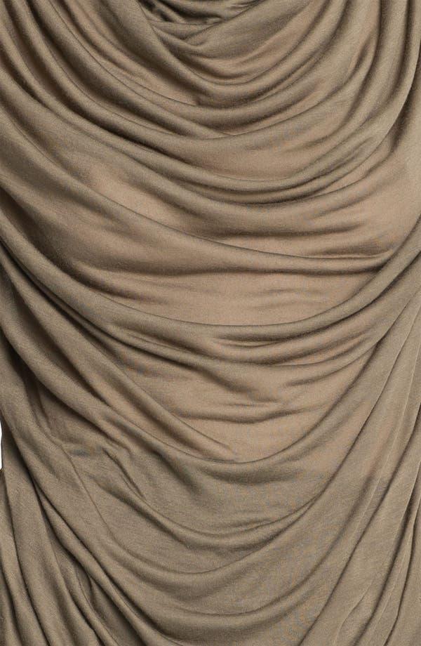 Alternate Image 3  - Helmut Lang 'Slack' Draped Jersey Tunic