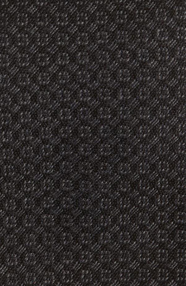 Alternate Image 2  - Burberry London Wool Blend Tie