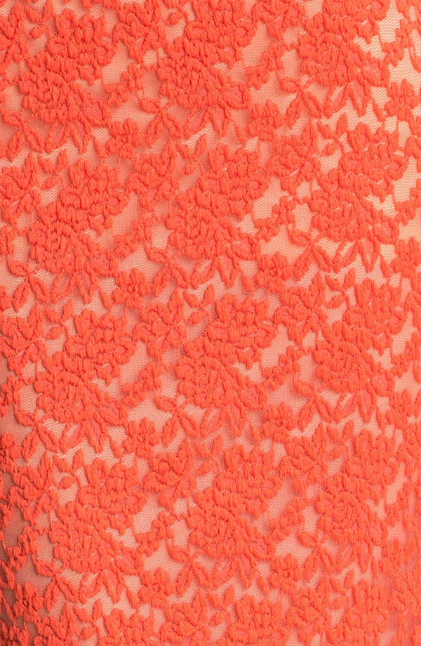 Alternate Image 3  - h.i.p. Lace Midi Skirt (Juniors)