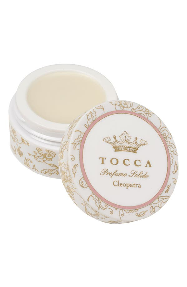 Alternate Image 1 Selected - TOCCA 'Cleopatra' Solid Perfume