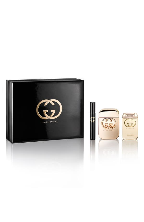 Alternate Image 1 Selected - Gucci 'Guilty' Deluxe Gift Set ($153 Value)
