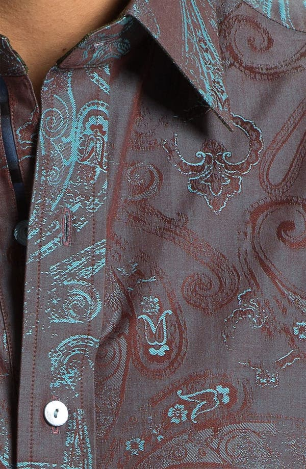 Alternate Image 4  - Robert Graham 'Kingdom' Sport Shirt
