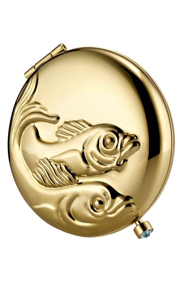 Main Image - Estée Lauder 'Pisces' Zodiac Powder Compact