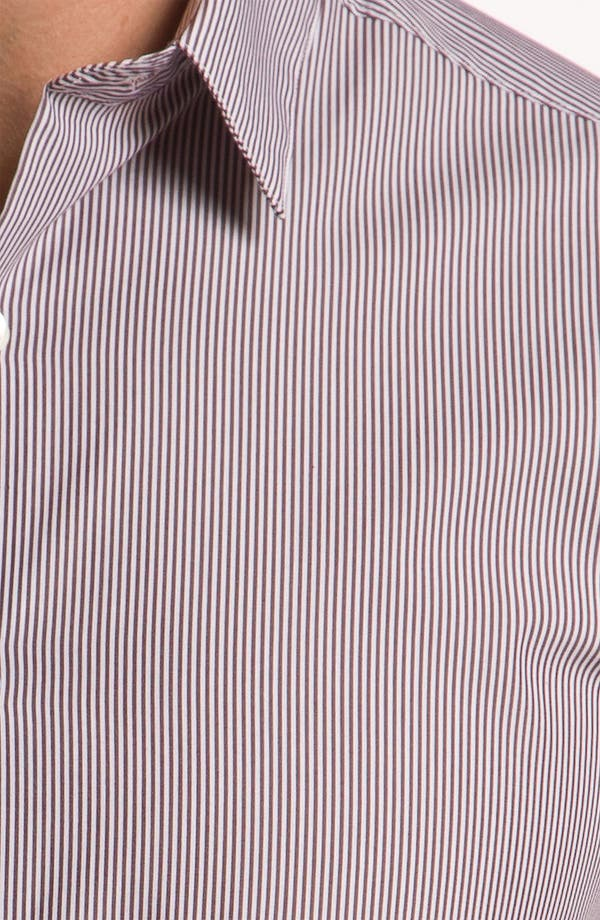 Alternate Image 3  - Theory 'Clermont' Stripe Woven Shirt