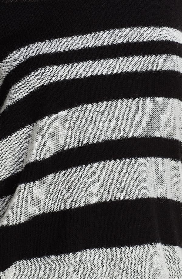 Alternate Image 3  - Kensie Stripe Sweater