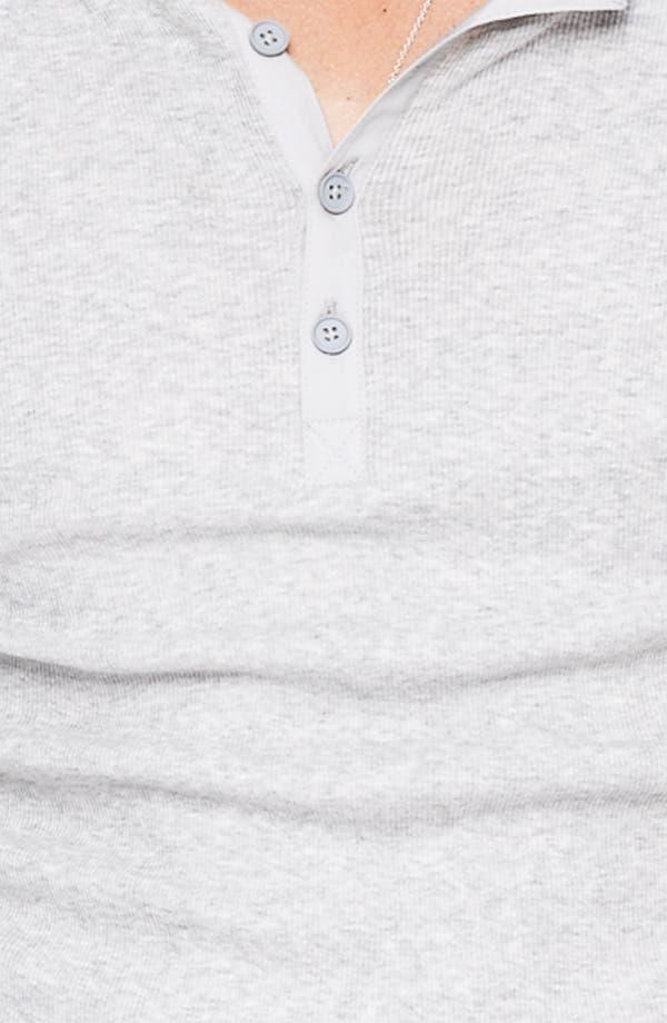 Alternate Image 2  - Vince Wool & Linen Henley Sweater