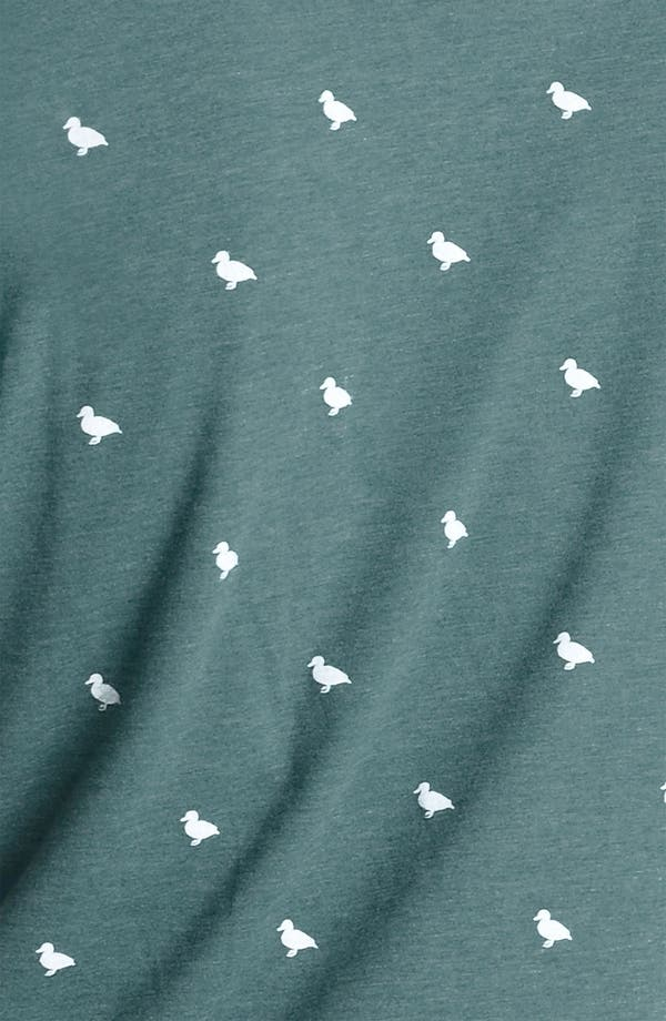 Alternate Image 3  - Topman Duck Print Polo