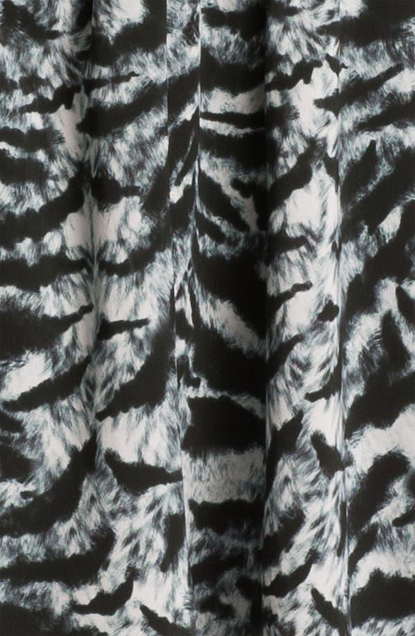 Alternate Image 3  - Alice + Olivia 'Tasha' Smocked Cuff Dress