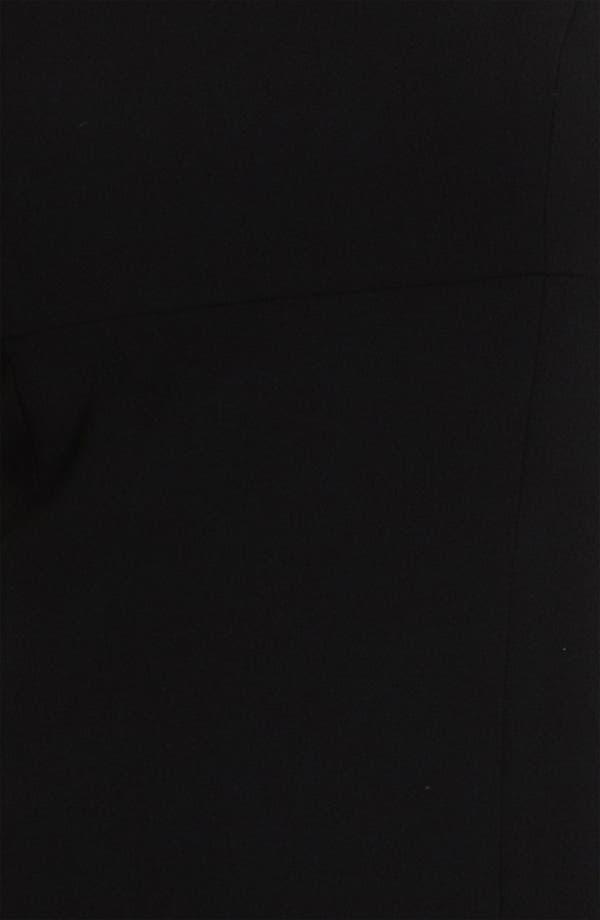 Alternate Image 5  - Tahari Sleeveless Sheath Dress & Metallic Lace Jacket