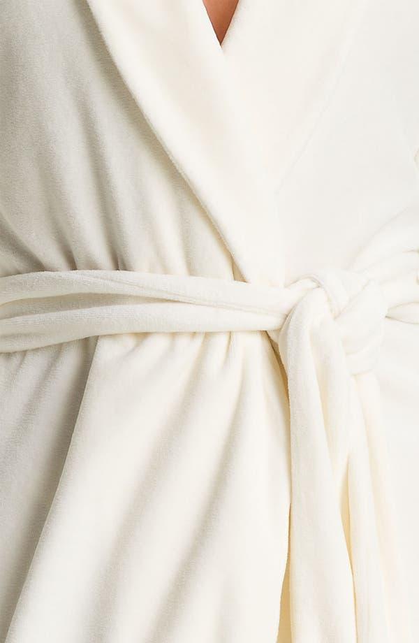 Alternate Image 3  - Juicy Couture Short Velour Robe