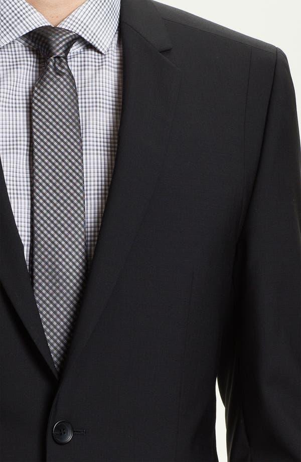 Alternate Image 3  - HUGO 'Arwis' Trim Fit Stretch Wool Blazer