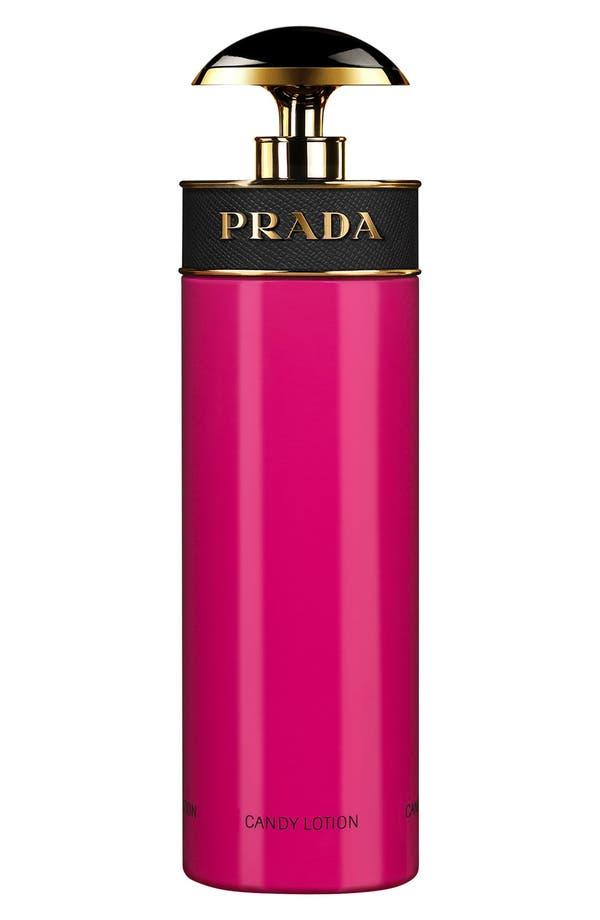 Alternate Image 1 Selected - Prada 'Candy' Body Lotion