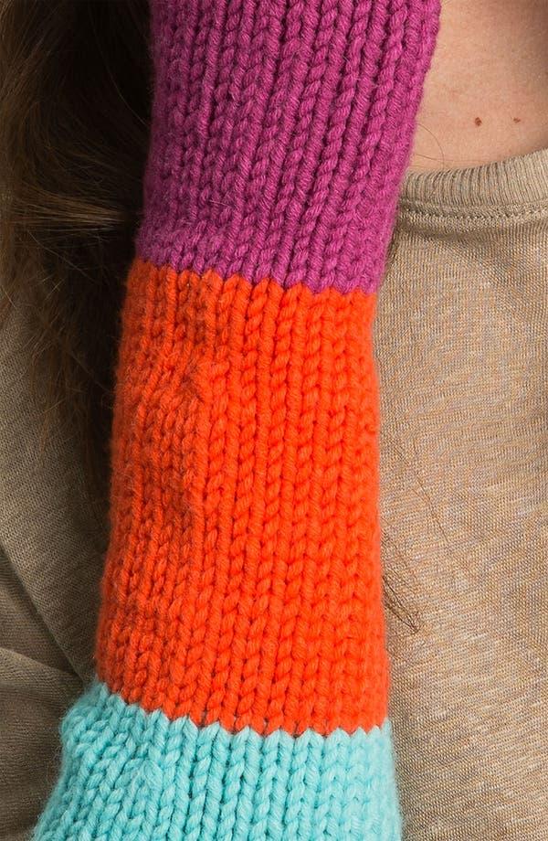 Alternate Image 2  - kate spade new york 'women for women' arm warmers