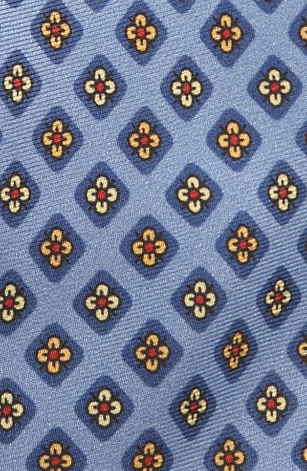Alternate Image 2  - David Hart Woven Silk Tie