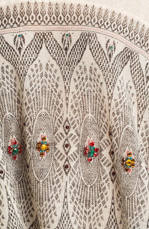 Alternate Image 3  - Free People 'Byzantine' Embellished Print Tunic