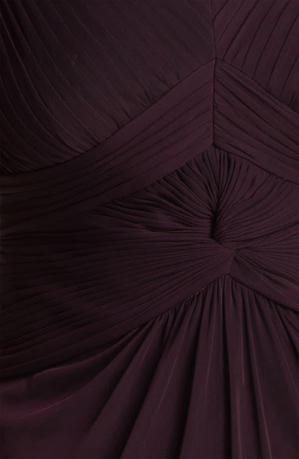 Alternate Image 3  - Adrianna Papell Beaded Mesh Sheath Dress (Plus)