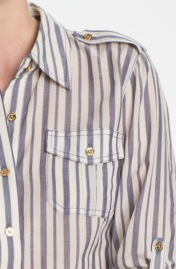 Alternate Image 3  - Tory Burch 'Brigitte' Cotton Shirt