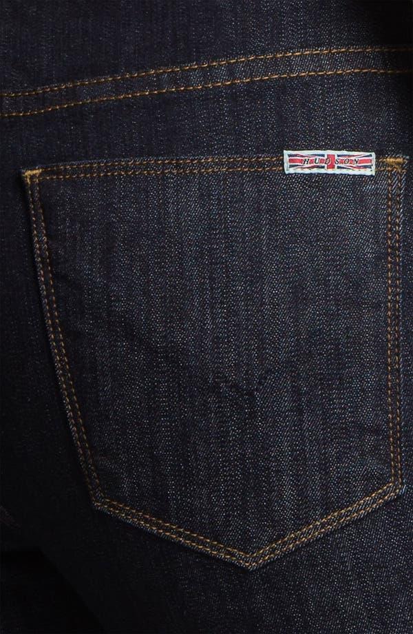 Alternate Image 3  - Hudson Jeans 'Elle' Baby Bootcut Jeans (Foley)