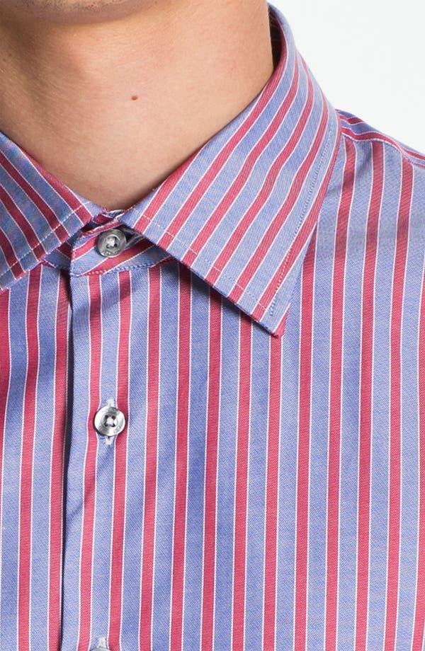 Alternate Image 3  - Paul Smith London Stripe Dress Shirt