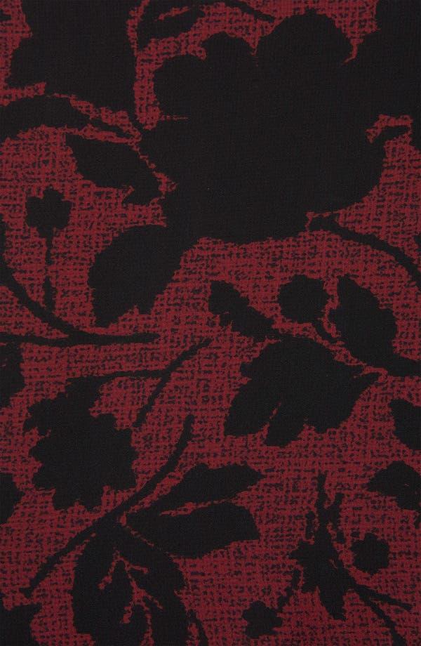 Alternate Image 3  - Topshop Tapestry Print Smock Shirt