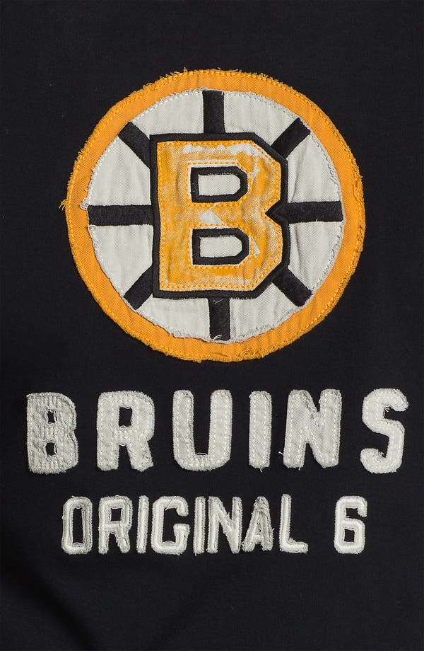 Alternate Image 3  - Red Jacket 'Bruins  - Team City' Long Sleeve T-Shirt