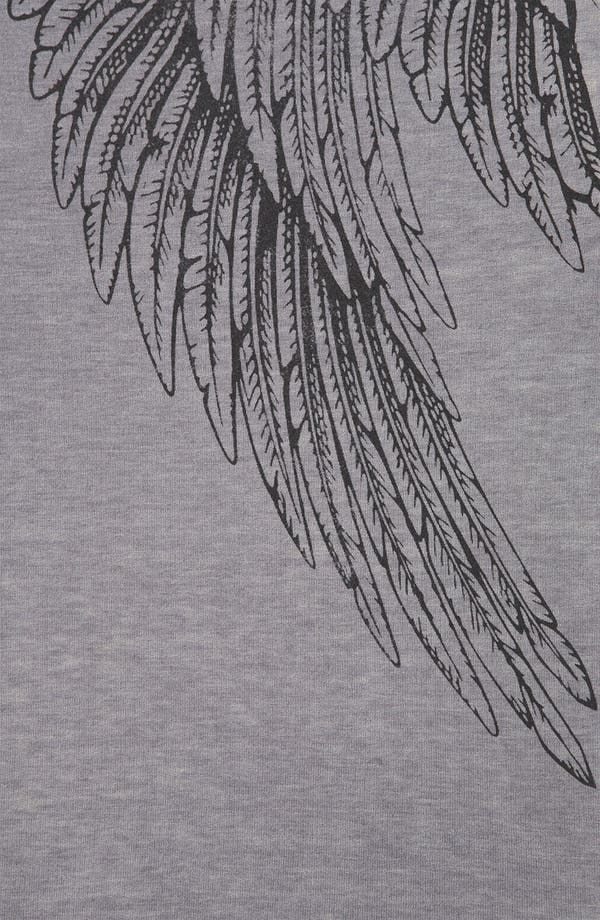 Alternate Image 3  - Topshop Wing Sweatshirt
