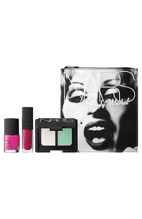 Alternate Image 1 Selected - NARS 'Andy Warhol' Beautiful Darling Gift Set