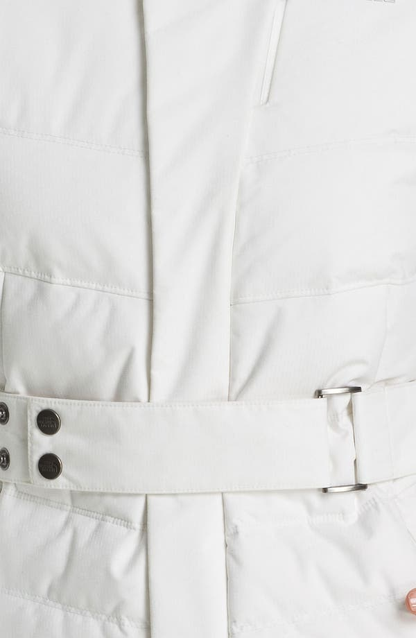 Alternate Image 3  - The North Face 'Greta' Belted Down Jacket