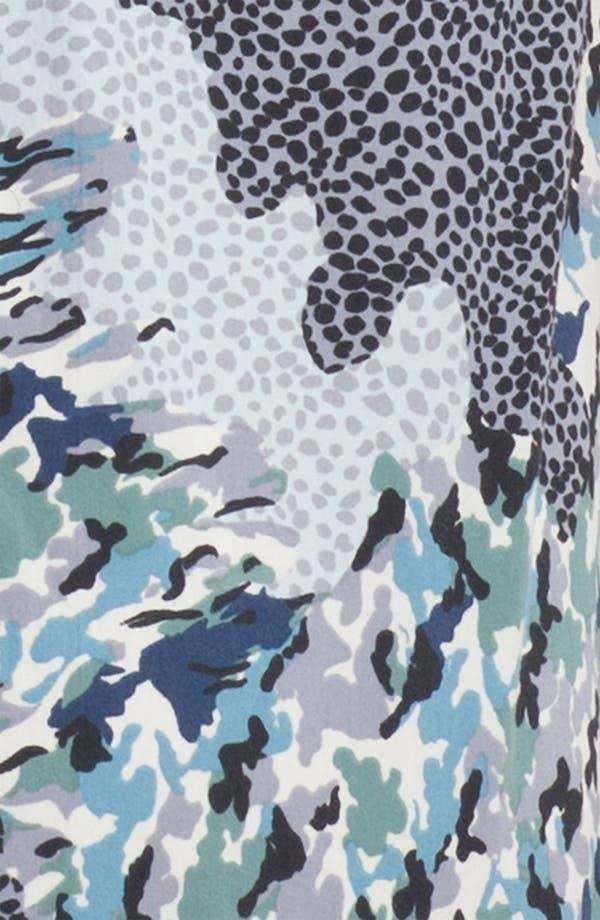 Alternate Image 3  - Topman Pattern Print Shirt