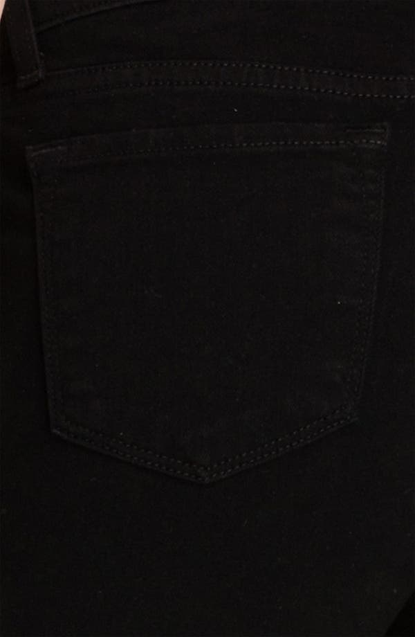 Alternate Image 3  - J Brand Skinny Stretch Ankle Jeans (Shadow)