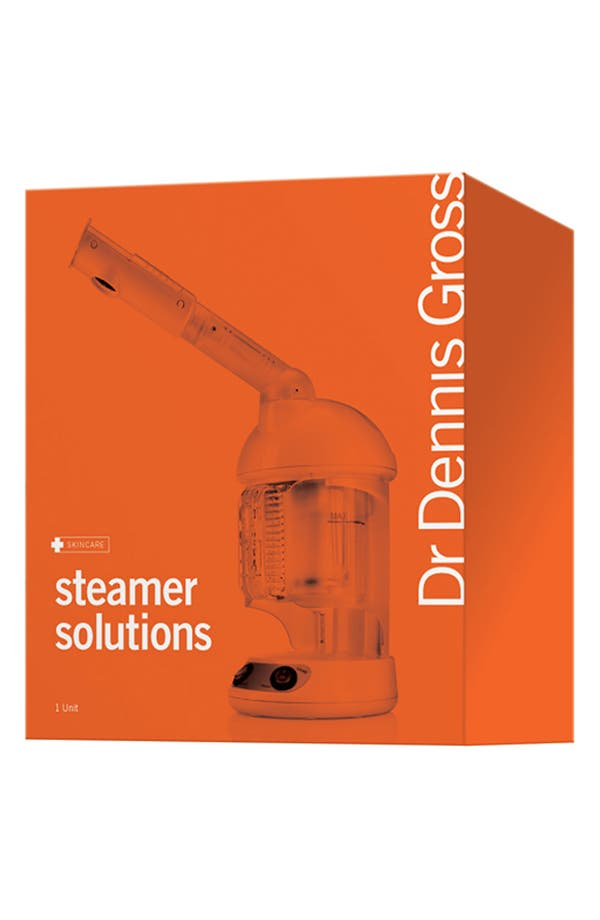 Alternate Image 2  - Dr. Dennis Gross Skincare Steamer Solutions Facial Hydration Device