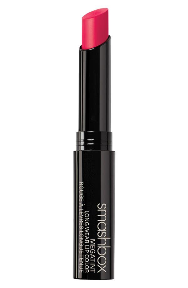Alternate Image 1 Selected - Smashbox 'Megatint' Long Wear Lip Color