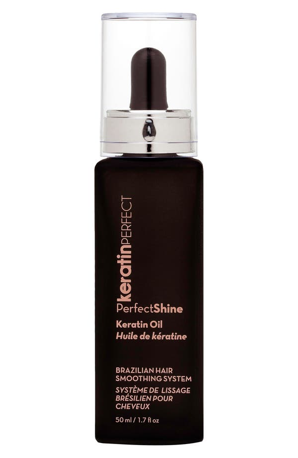 Alternate Image 1 Selected - KeratinPerfect 'PerfectShine' Keratin Oil