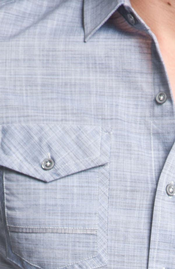 Alternate Image 3  - 7 Diamonds 'The Other Side' Woven Sport Shirt