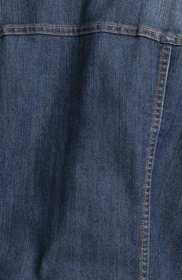 Alternate Image 3  - Jag Jeans 'Rupert' Denim Jacket (Plus Size)