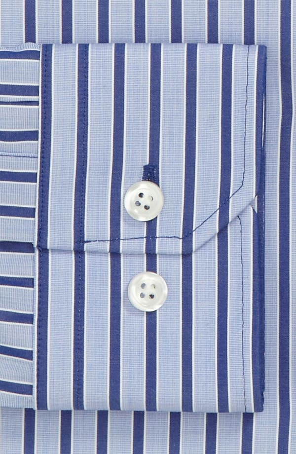Alternate Image 2  - John W. Nordstrom® Signature Trim Fit Dress Shirt (Online Only)
