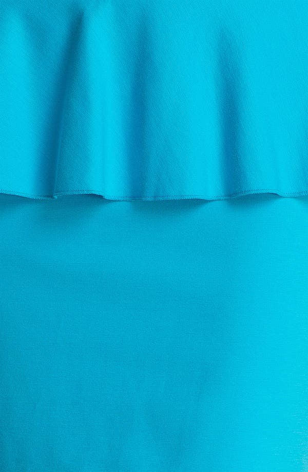 Alternate Image 3  - Kensie Peplum Ponte Skirt