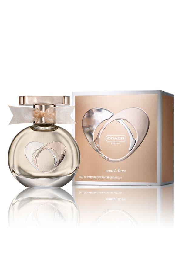 Alternate Image 2  - COACH 'Love' Eau de Parfum Spray