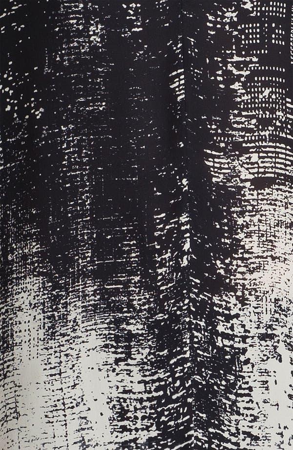 Alternate Image 3  - Vince Print Silk Top