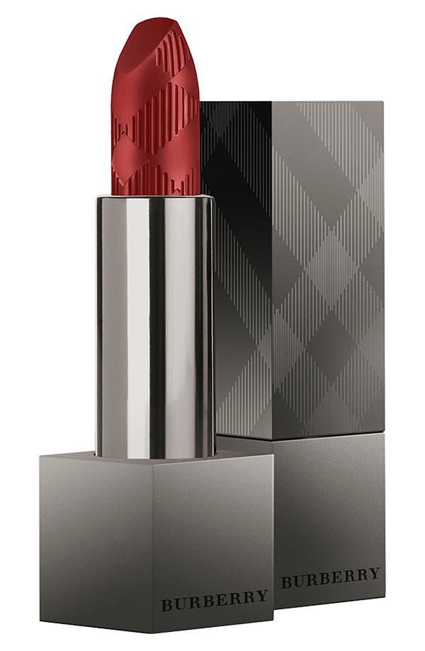 'Lip Velvet' Long Wear Lipstick,                         Main,                         color, No. 310 Military Red