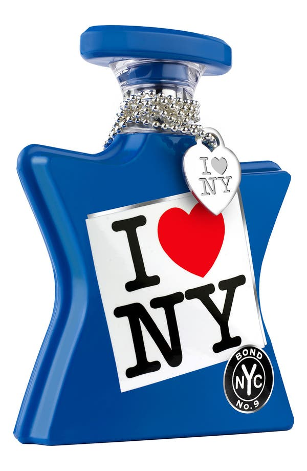 Alternate Image 1 Selected - I Love New York for Him by Bond No. 9 Fragrance & Charm Necklace