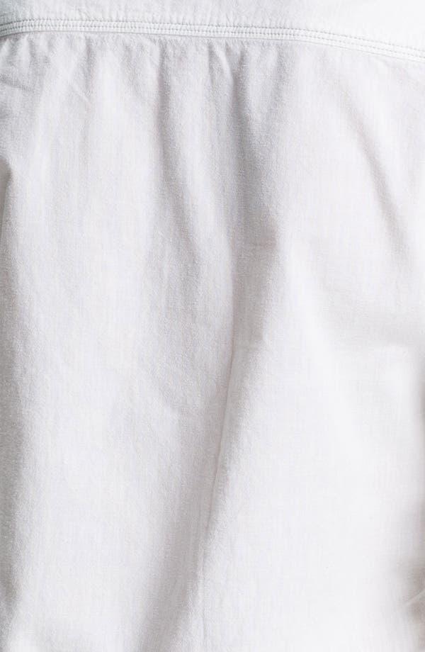 Alternate Image 3  - Maison Scotch Western Denim Shirt